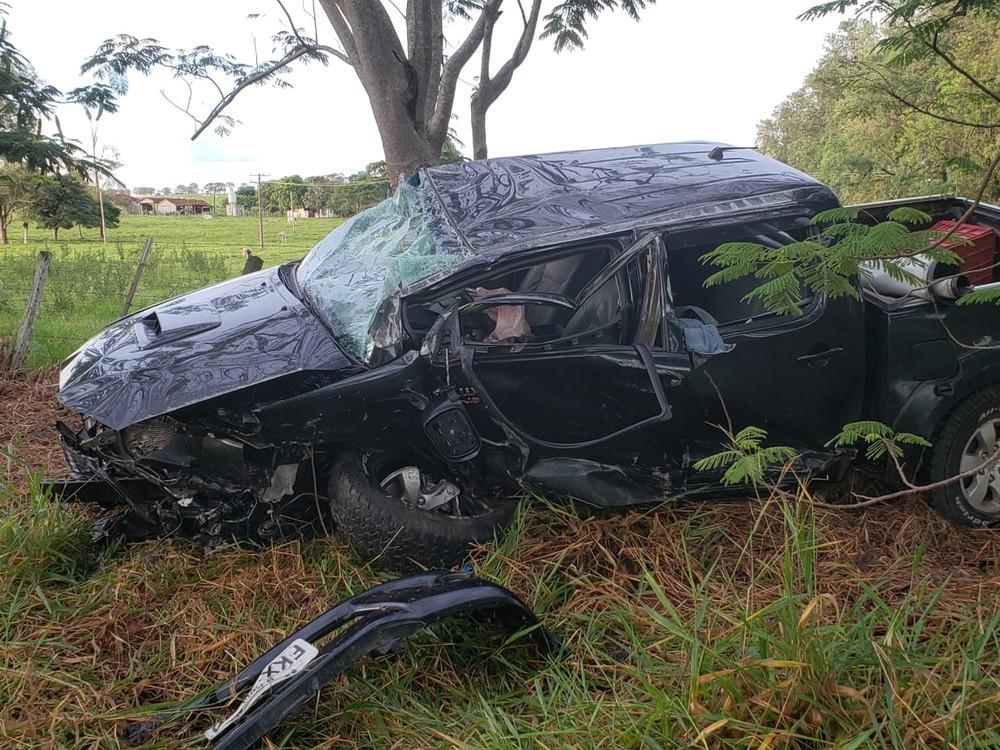 Morre em hospital vítima de acidente entre dois veículos em rodovia de Tupã