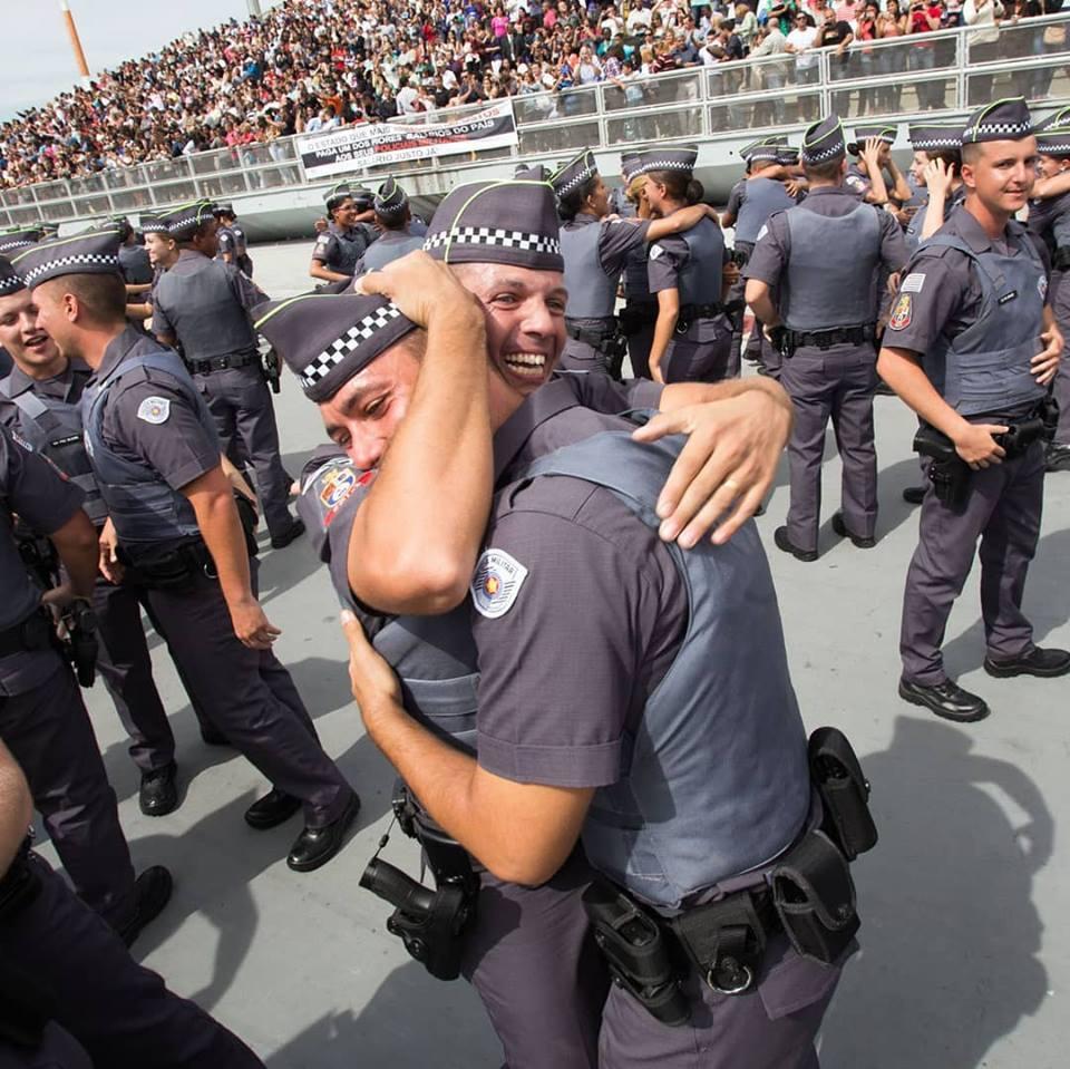 Estado autoriza contratação de 5,4 mil soldados para a Polícia Militar