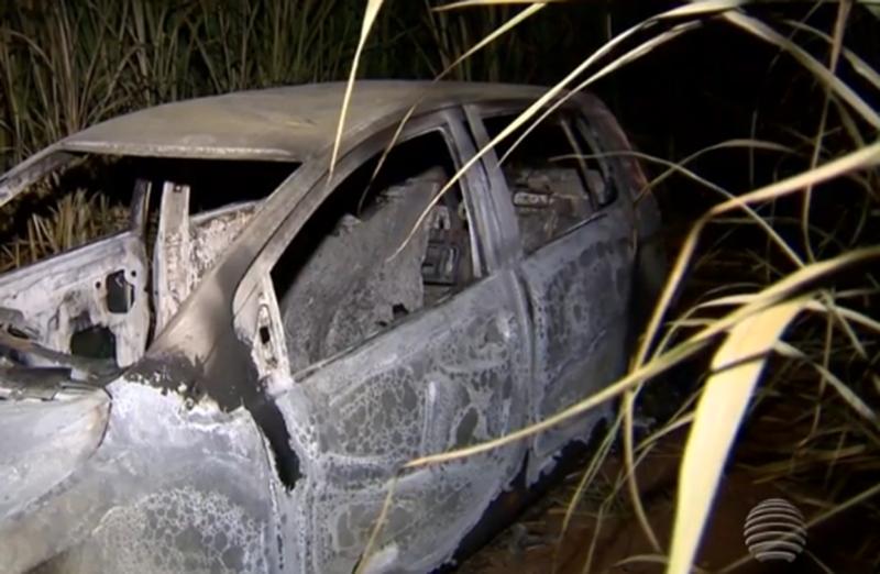 Corpo encontrado carbonizado em Rancharia é de professor, afirma a Polícia Civil