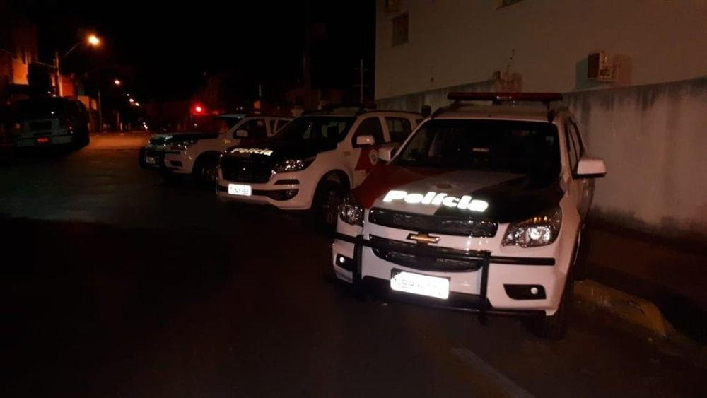 Quadrilha é presa por tráfico de drogas e porte ilegal de arma de fogo em Tupã