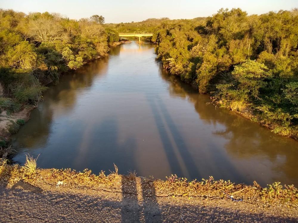DER vai apurar queda da mureta de proteção em ponte sobre Rio do Peixe