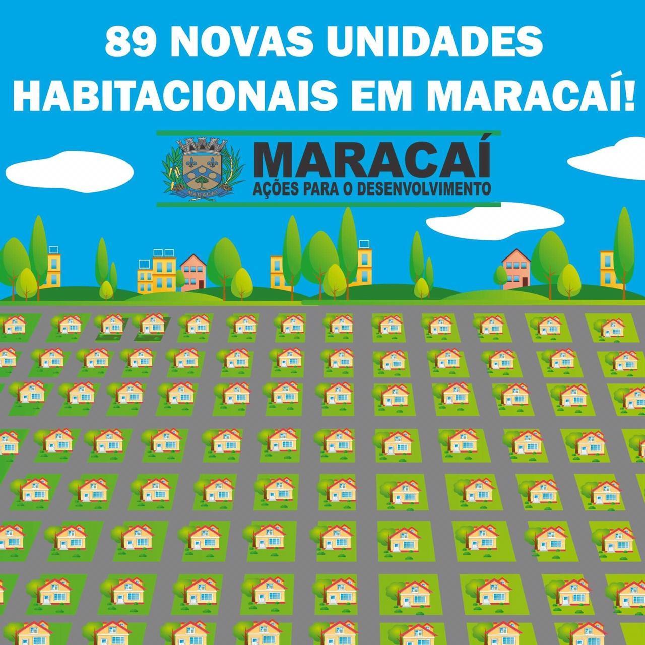 Prefeito de Maracaí assina convênio para 89 casas da CDHU na cidade