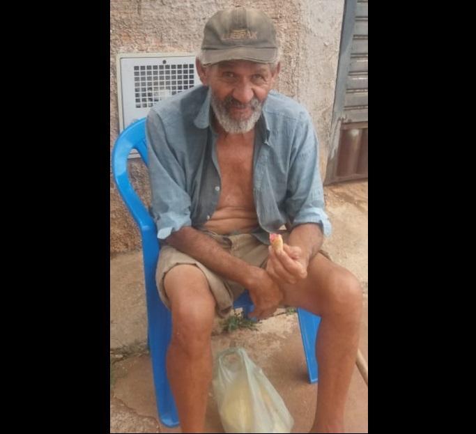 Idoso está desaparecido há sete dias em Assis