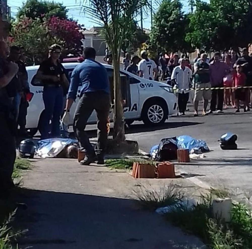 Homem mata ex-companheira, atual namorado dela e comete suicídio em Marília
