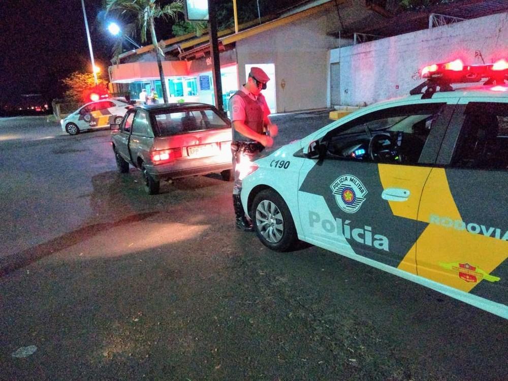 Homem é preso com pinos de cocaína escondidos na cueca na Rachid Rayes