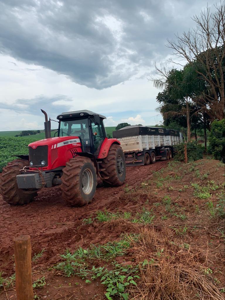 Estradas rurais de Platina se prejudicaram com as chuvas da semana passada