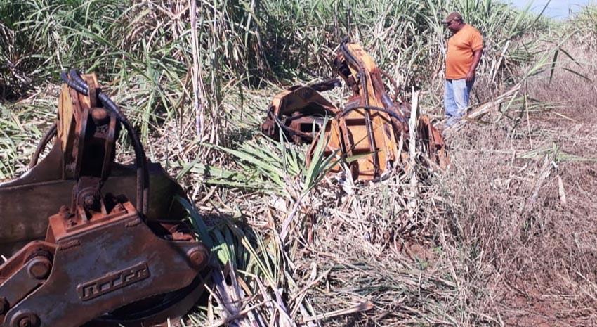 Quatro tratores são furtados em propriedade rural de Paraguaçu Paulista
