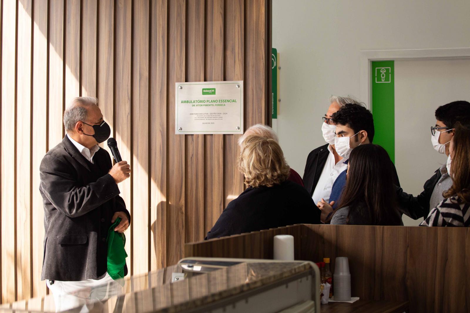 Unimed Assis inaugura Ambulatório do Plano Essencial